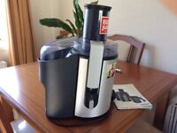 Philips juice master, perfect for juicing fruit and vegetables for all the family.