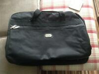 Brand new in wrapper Large black weekend / office carry all