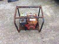 Honda engine 3.5 hp.