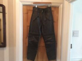 Ladies good quality motorbike trousers
