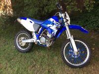 YAMAHA WR400 2001 LONG MOT VGC