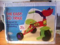 Easy go trike BNIB