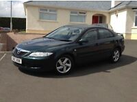 2005 Mazda6 2.0 TD ++++ needs a clutch ++++ still driving ++++ only 67k miles +++++