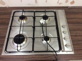 Smeg gas hob for sale