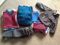Boys clothes bundle 12-24 months