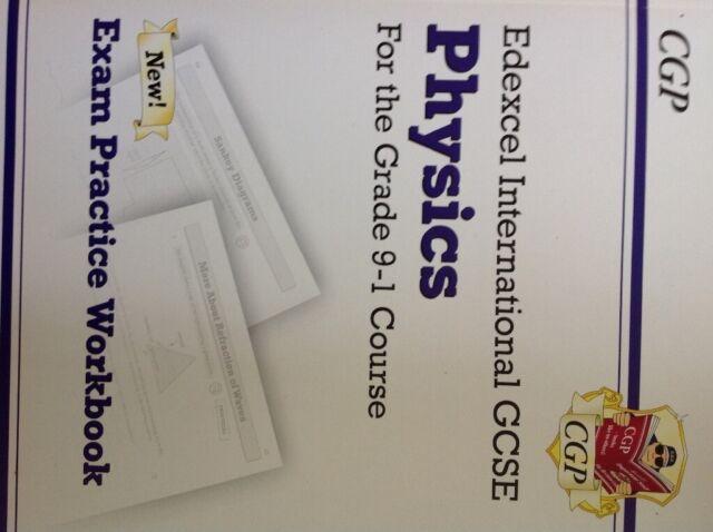 Edexcel IGCSE physics workbook | in Walton on Thames, Surrey | Gumtree