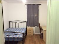 One bed flat or 2 rooms bills included.
