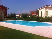 Lake Garda Holiday Apartment with swimming pool