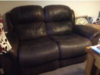 2-seater recliner