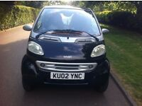 Smart Passion Softouch, Coupe Automatic, 1 Year MOT, Air-Cond, Mint-Condition, Full Service History