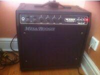 Mesa Boogie Rocket 44 valve guitar amp...Poss Swap PX