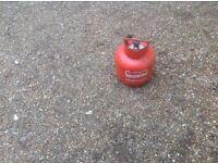 3.9 gas bottle CALOR