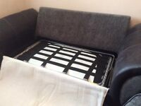 Sofa/sofa bed. Excellent condition. Used in a spare room a handful of times.