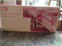 Bed Guard pink