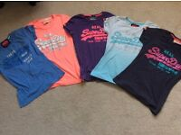 Superdry t shirts