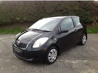 2006 TOYOTA YARIS T3 1.3 AUTOMATIC 3 DOOR