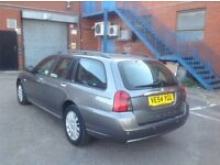 2005 Rover 75 Diesel Good Runner with history and mot