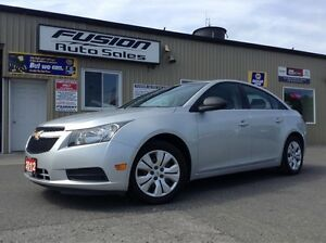 2012 Chevrolet Cruze 1 OWNER OFF LEASE-MANUAL-52MPG Windsor Region Ontario image 8