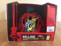 Kids / child bike helmet - Bell Bellino