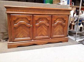 Old Oak Sideboard