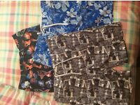 Men's XL swim shorts