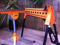 Triton SuperJaws and Multi-Stand clamping and support system. AMAZING BARGAIN