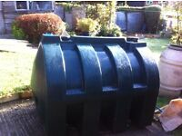 Horizontal Oil Tank - Great Condition