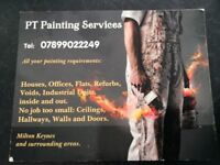 Painter & Decorator looking for work ..
