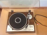 Vintage Pioneer PL 530 direct drive record turntable
