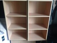 Book cases cd rack