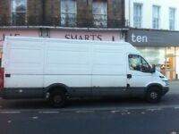 Man And Van Hire From £15/hr