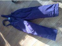 Children's ski trousers