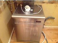60 cm Kenwood Dishwasher for sale - brushed steel