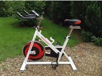 Hi-Performance Spin Bike (Delivery Available)