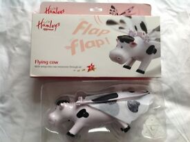 Hamleys Flying Cow toy Brand New