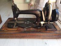 Antique Regina Sewing Machine
