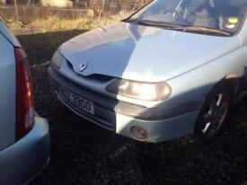 2000 RENAULT LAGUNA SPORT DCI 1.9 DIESEL BREAKING FOR PARTS ONLY POSTAGE AVAILABLE NATIONWIDE