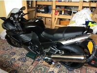 KAWASAKI ZX 1400 2010 Low mileage bike for sale