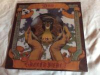 Dio vinyl album sacred heart