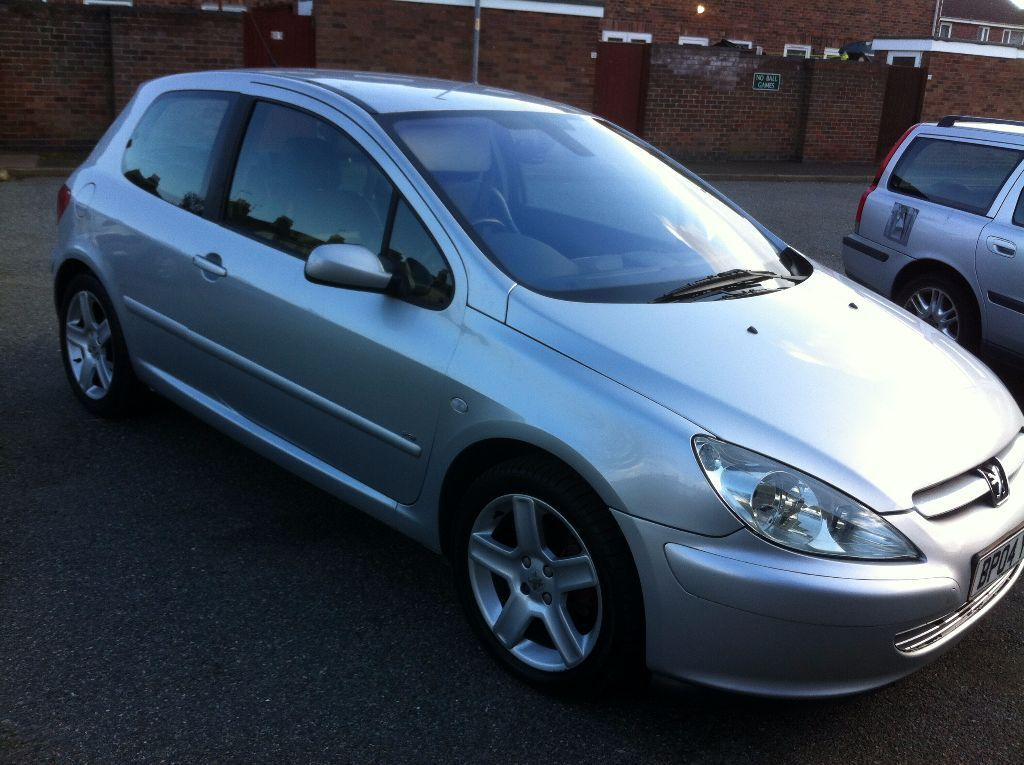 peugeot 307 xsi 1 6 hdi diesel 2004 in great yarmouth. Black Bedroom Furniture Sets. Home Design Ideas