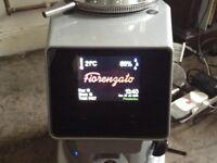 Fiorenzato F64 e grind on demand grinder
