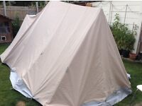 FOUR MAN TENT GREAT CONDITION?