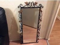 Very Nice Antique Mirror