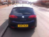 Seat Leon Sport 1.6, FSH, Lady owner, MOT till March 2018, new clutch, rear brakes and front tyres