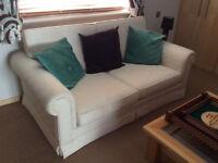 Hand Built Sofa
