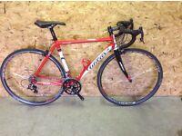 Wilier Trestina Levardo road bike 52cm