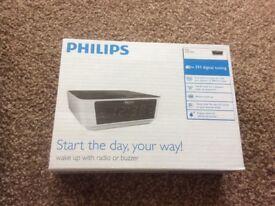 Philips Radio alarm clock