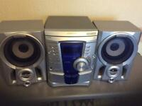 Kenwood compact hi-if system