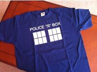 Dr Who T-Shirt (Adult)