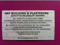 DRF Building and Plastering Services